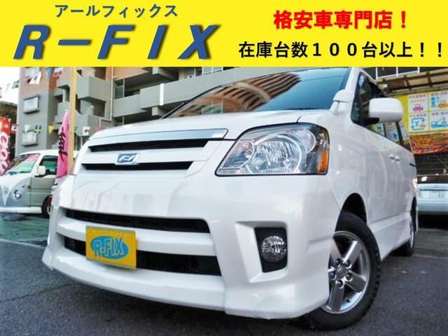 トヨタ S タイミングチェーン FSRエアロ リアスポイラー ナビ付
