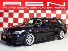 BMW525iツーリング Mスポーツパッケージ 純正ナビ