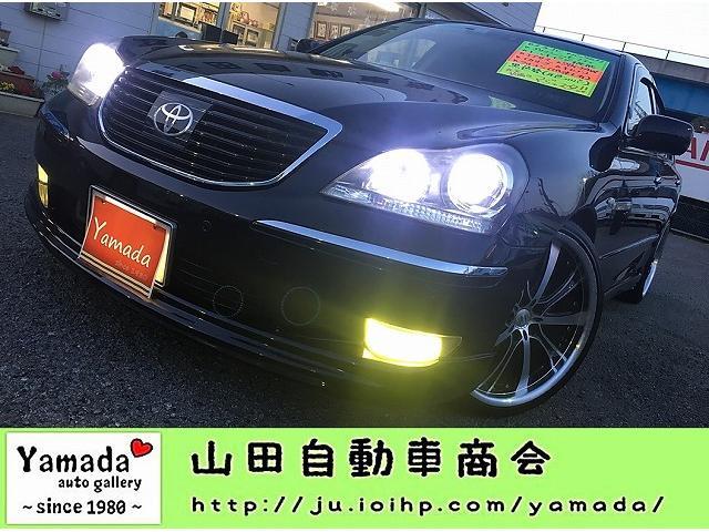 トヨタ Cタイプ 20インチAW イカリング プリクラSafety