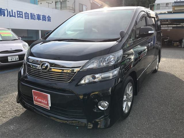 トヨタ 2.4Z キセノン 三列シート ETC 盗難防止システム ABS スマキ