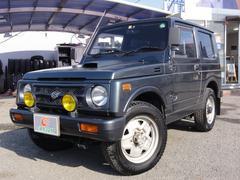 ジムニーHC 4WD 5MT ICターボ Tベル済 背面タイヤ