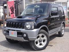 ジムニーランドベンチャー 自社買取 背面タイヤ ETC 4WD