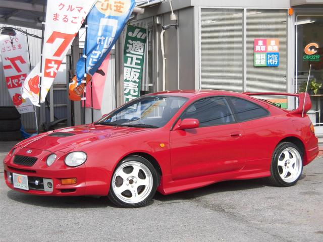 トヨタ GT-FOUR エアロ 車高調 17AW ラジエタ マフラ-
