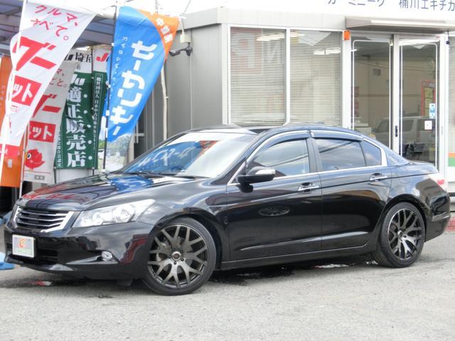 ホンダ 35TL RS-R車高調 RAYS19AW HDDナビ TV