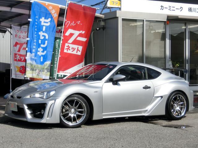 レーシング SARDフルエアロ&ワイドkit 車高調18AW(1枚目)