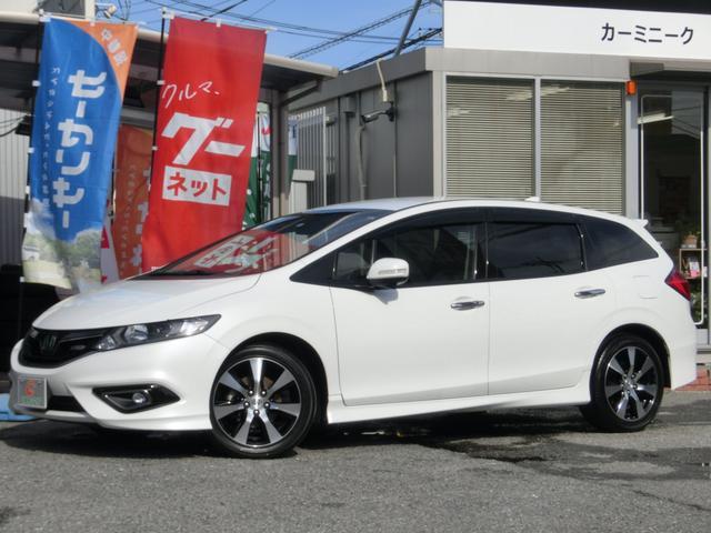 ホンダ RS 自社買取車 1オ-ナ- 修無 HondaSENSING