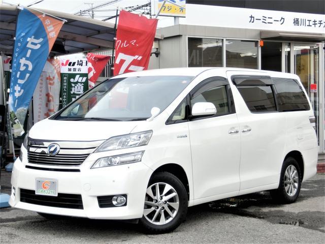 トヨタ V ユ-ザ-買取車 ワンオ-ナ- HDDナビ リアモニタ-