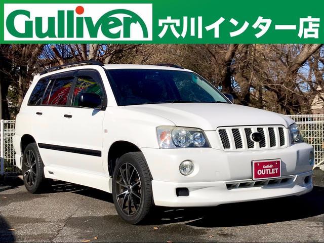 トヨタ 3.0 FOUR Sパッケージ ナビ/地デジ/DVD