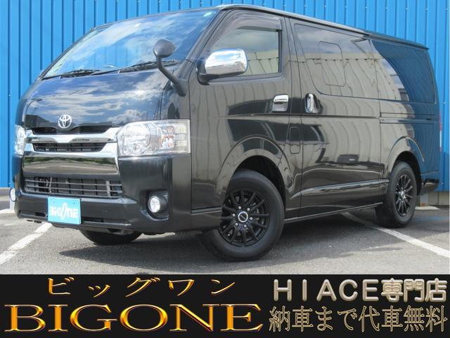 トヨタ スーパーGL ダークプライム 社外ナビ/フルセグ/Bカメ/ETC/社外AW/プッシュスタート/LEDヘッドライト