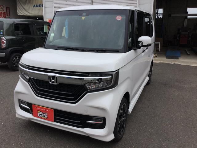 ホンダ G・Lターボホンダセンシング 4WD 社外フルセグSDナビ付