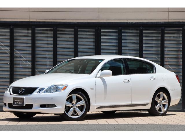 レクサス GS430 ワンオーナー ユーザー買取車 7000km