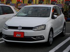 VW ポロTSIハイライン アクティブCC ナビ TV 2.0ETC