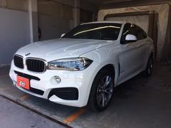 BMW X6xDrive 35i Mスポーツ セレクトP サンルーフ