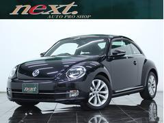 VW ザ・ビートルデザインレザーパッケージ フルセグナビ