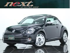 VW ザ・ビートルフェンダー・エディション 限定車 サンルーフ 18AW