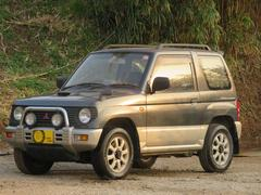パジェロミニXR−II 4WD ターボ