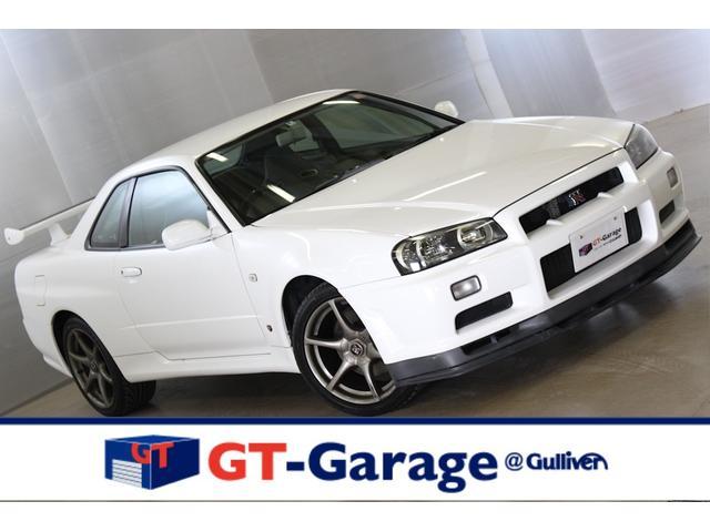 日産 GT-R MFD フジツボマフラー タイベル交換済
