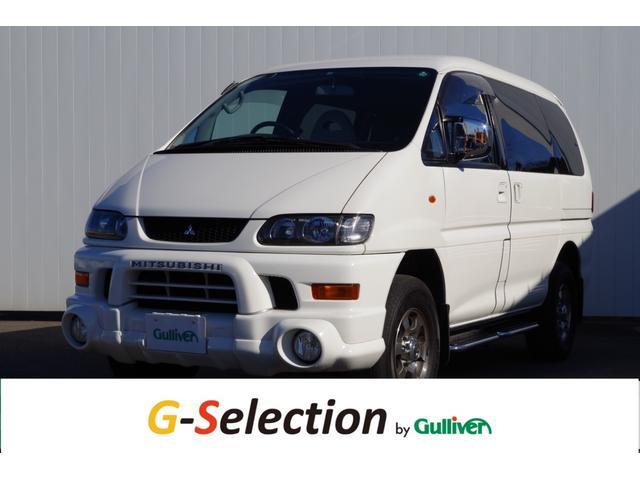三菱 シャモニー ハイルーフ 4WD メモリナビ フルセグ ETC