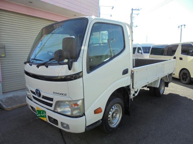 トヨタ ガソリンオートマ10尺ボディー積載1500kg