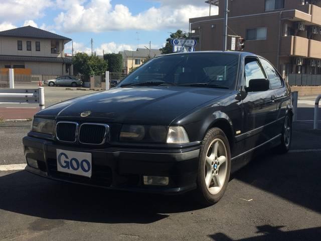 BMW 318ti Mスポーツ サンルーフ アルミ