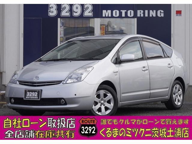 トヨタ S 10thアニバーサリーエディション 純正HDDナビ