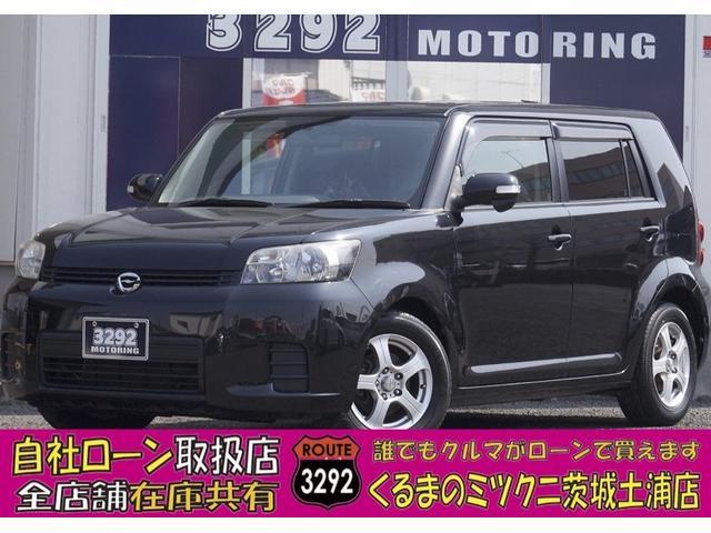 トヨタ 1.5G 社外HDDナビ バックカメラ 社外15インチアルミ