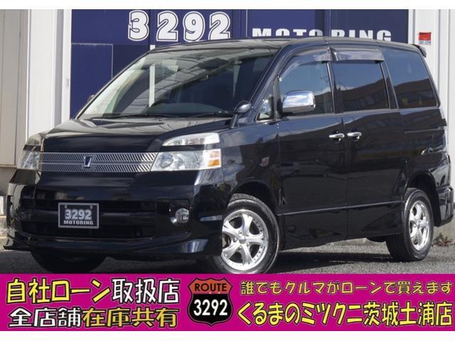 トヨタ Z 煌 4WD 純正DVDナビ ワンセグTV 両側パワスラ