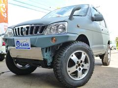 テリオスキッドCLリミテッド 5速MT 4WDターボ リフトUP新品タイヤ