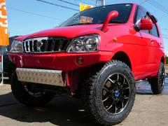 テリオスキッドCLリミ 4WD リフトアップカスタム 新品ホイールタイヤ