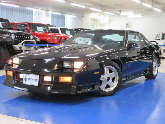 シボレー シボレーカマロ Z28 91年モデル 純正5速MT車 ...