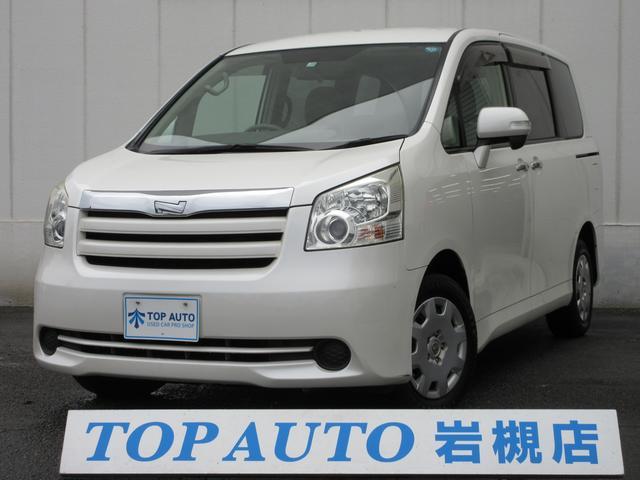 トヨタ ノア X スマートエディション 両側電動ドア HDDナビ...