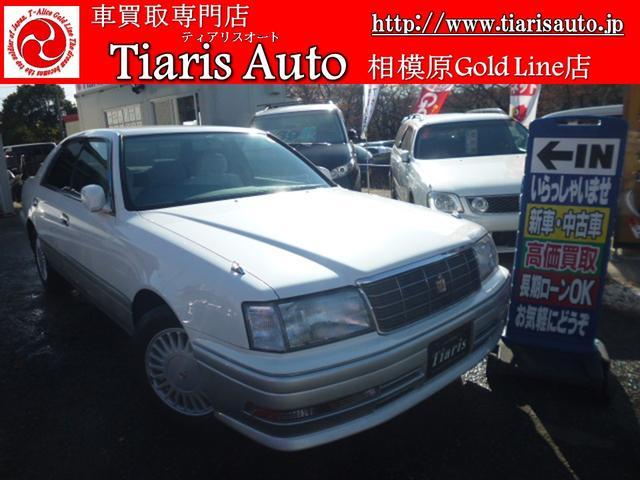 トヨタ ロイヤルエクストラ オリジナル ETC アルミ