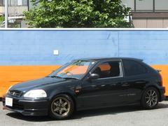 シビックBOMEXエアロ ラルグス車高調 15AW SPOONマフラ