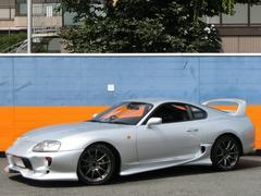 スープラヴェイルサイド RS−R車高調 Weds18 TRDマフラ−
