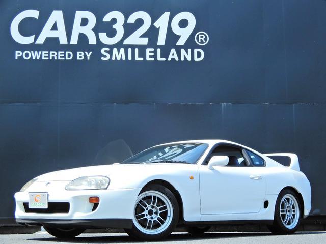 トヨタ 95年モデル 5速MT エンケイ17AW 修復無 TベルOK