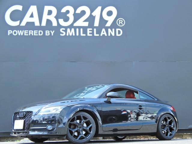 アウディ タ-ボ 本革シート 外18AW ZSS新品車高調 HDDナビ