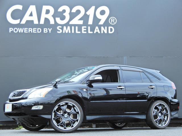 トヨタ 後期・HDDナビ・ASANTI22AW・RSR車高調 4WD
