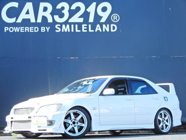 アルテッツァ(トヨタ) RS200 Zエディション 中古車画像