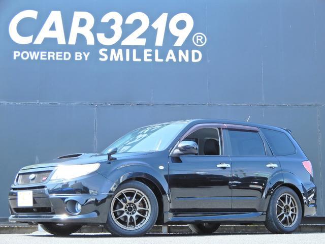 スバル ターボ 5速MT 4WD 車高調 エアロ WORK17AW