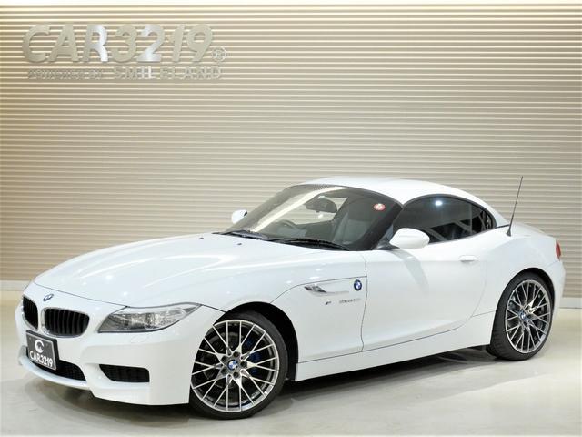 BMW Z4 sDrive20i Mスポーツ 後期 タ-ボ 黒革 電動シ-ト 電動オ-プン Mスポ-ツ専用19AW Mブレ-キキャリパ- 純正ナビ Bカメラ Pシフト