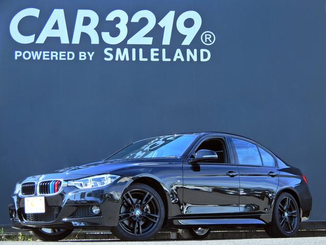 BMW 3シリーズ 320i Mスポーツ 後期 タ-ボ 6速MT 純正18インチAW 電動シ-ト レ-ダ-クルコン インテリジェントセ-フティ- 純ナビ Bカメラ ドラレコ ETC アイドリングストップ