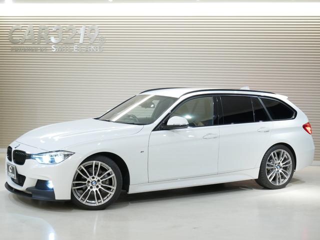 BMW 320dツーリング Mスポーツ 後期 茶革 純19AW Mパフォーマンスルックエアロ アクティブクルーズコントロール 衝突軽減ブレ-キ LED 純HDDナビ シートヒーター バックカメラ レ-ンディパーチャー ドラレコ スマートキー