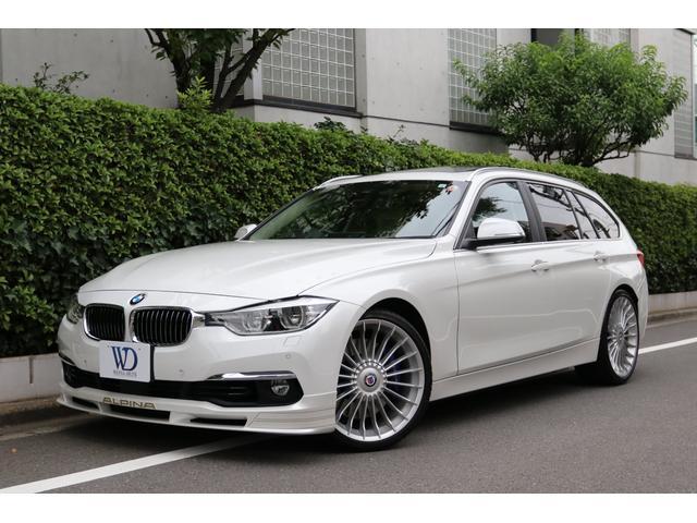 BMWアルピナ ビターボ ツーリング