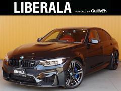 BMWM3エアロダイナミックPKG 赤革シート インテリジェントS