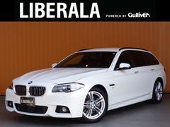 BMW523dツーリングMスポーツ ACC ヘッドアップD