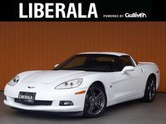 シボレー コルベットSリミテッド 30台限定車 正規D車 専用シート 純正ナビ