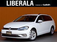 VW ゴルフヴァリアントTSIコンフォートライン DiscoverProナビ ACC