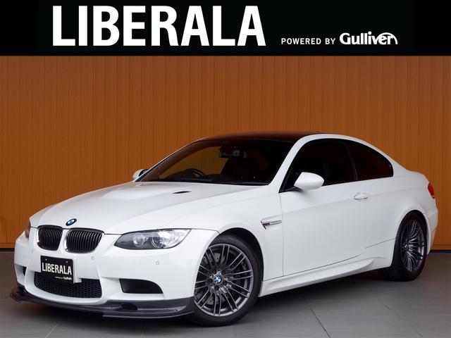 BMW M3クーペMdrivePKG 右ハンドル6速MT 黒革シート