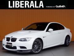 BMWM3クーペMdrivePKG 右ハンドル6速MT 黒革シート