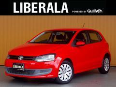 VW ポロ1.4コンフォートライン 2010モデル 純正HDDナビTV
